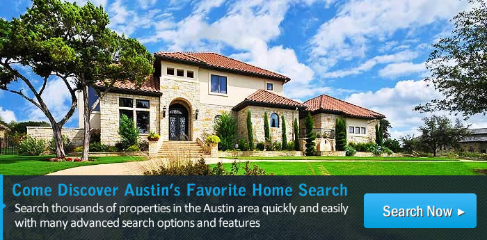 Start Your Austin Home Search