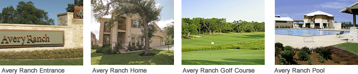 Avery Ranch Austin TX Picture