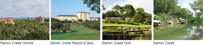 Barton Creek Austin TX Picture