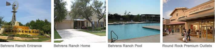Behrens Ranch in Round Rock TX Pic