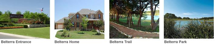 Pic of Belterra Neighborhood in Austin TX