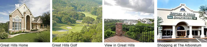 Images of Great Hills in Austin TX