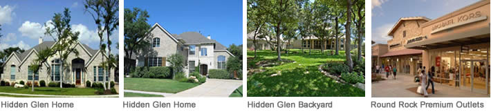 Hidden Glen Round Rock TX Pictures