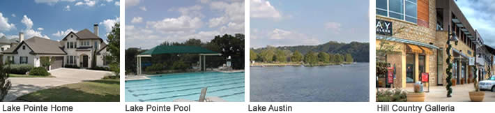 Lake Pointe in Austin TX Pictures